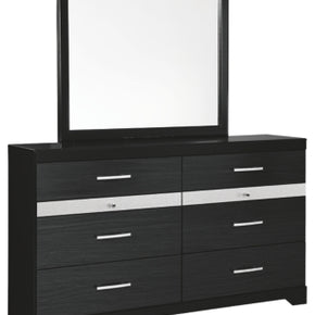 Starberry Dresser and Mirror