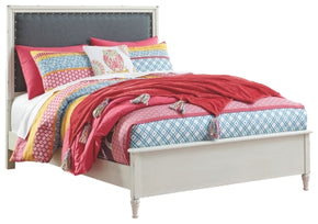 Faelene Full Upholstered Bed