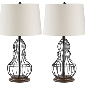 Maconaque Table Lamp (Set of 2)