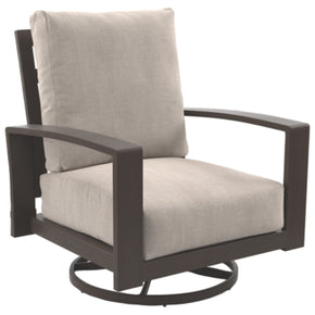 Cordova Reef Swivel Lounge Chair (Set of 2)