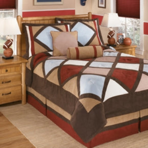 Academy 6-Piece Full Comforter Set