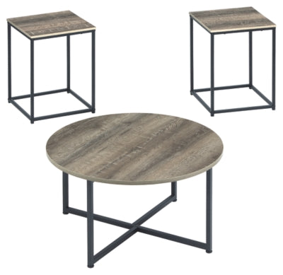 End tables & Side Chairs