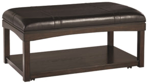 Haddigan Coffee Table Ottoman