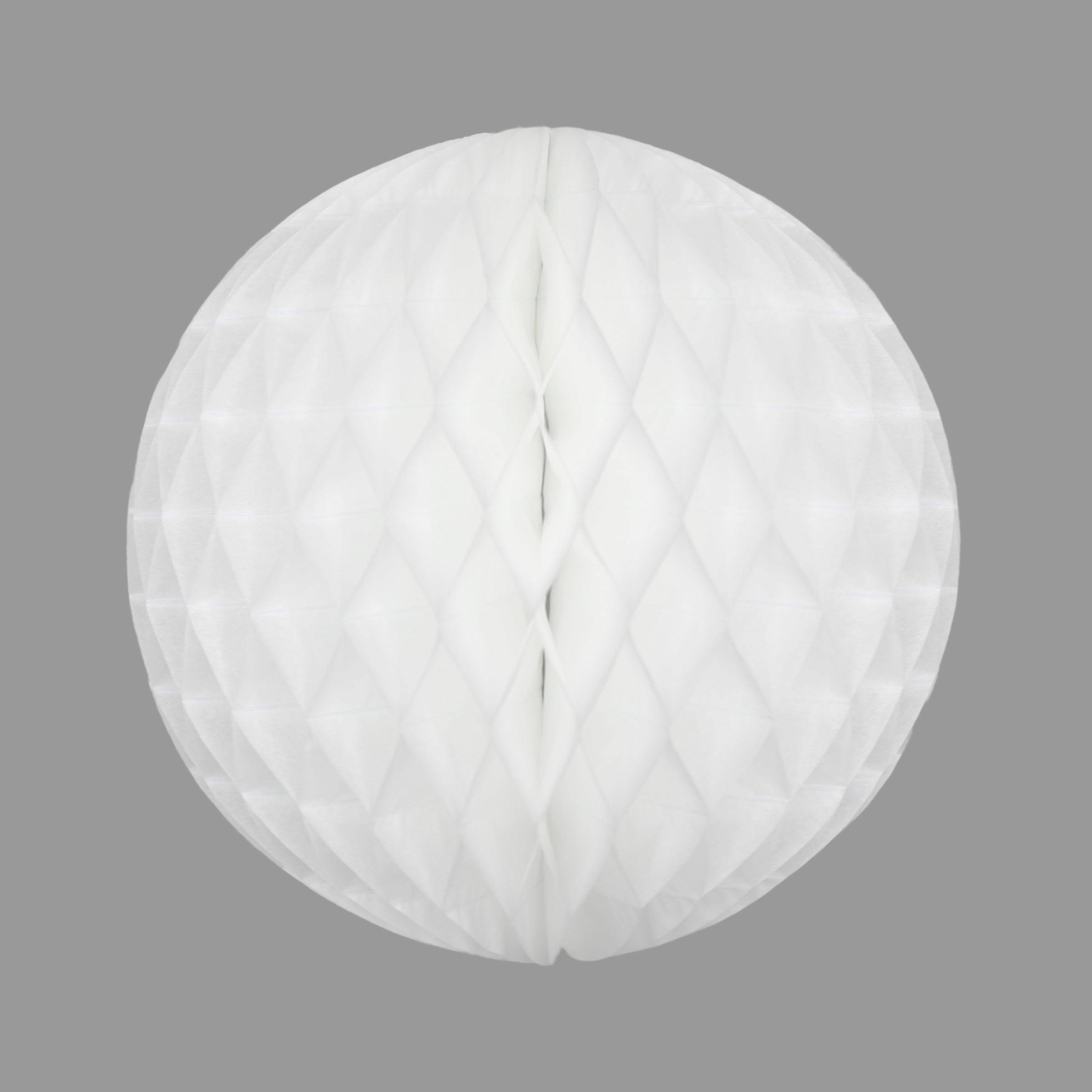 Honeycomb Ball, White