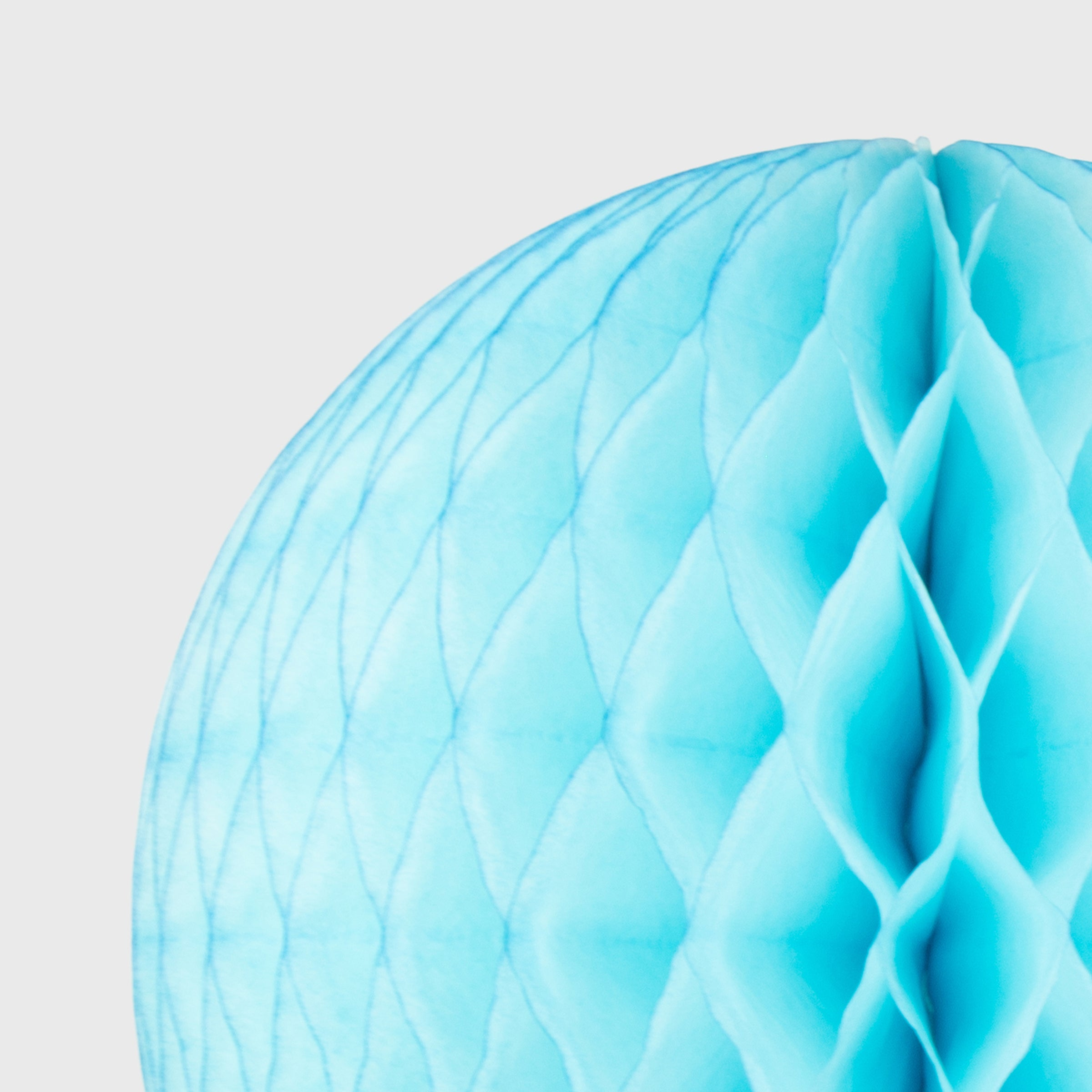 Honeycomb Ball, Sky Blue
