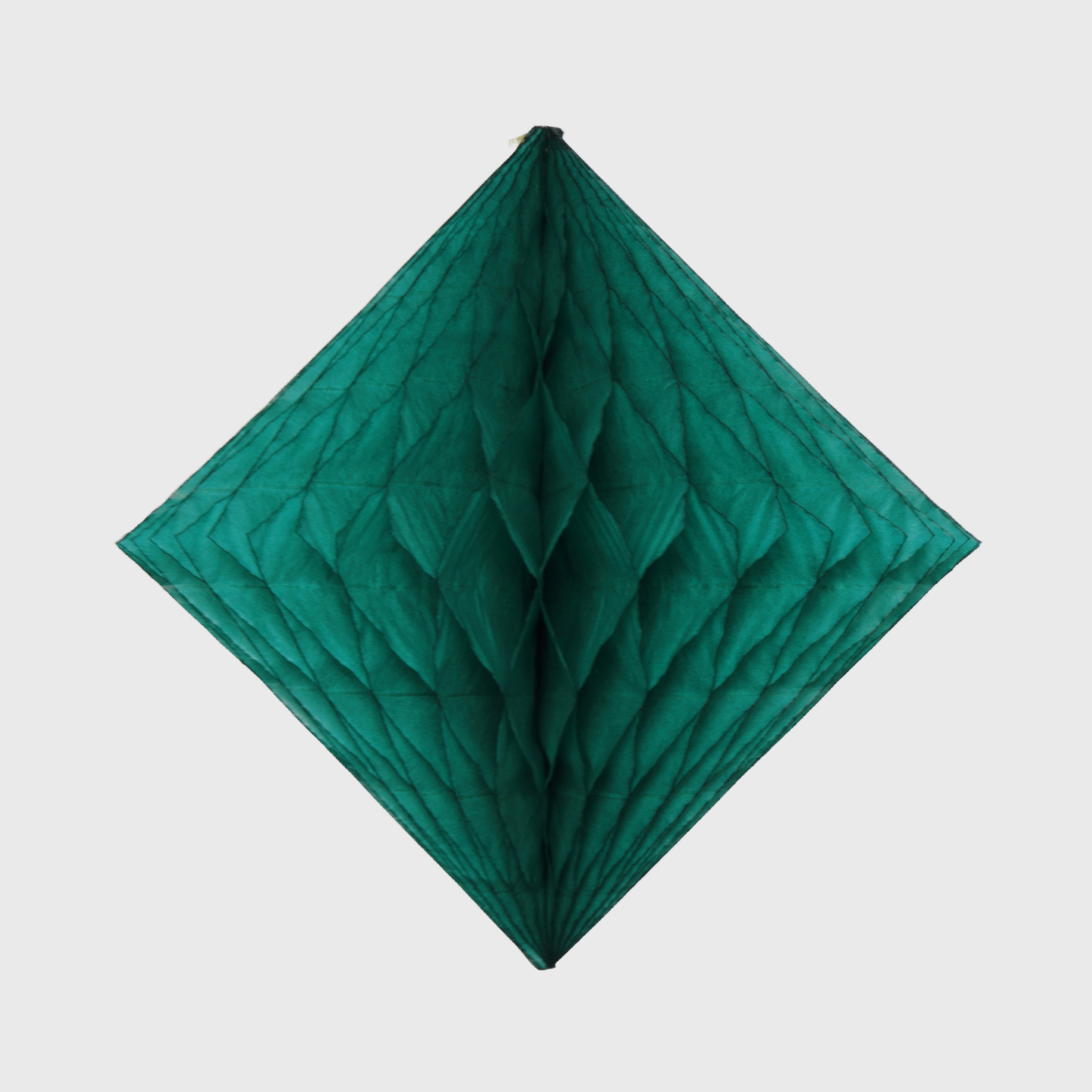 Honeycomb Diamond, Emerald
