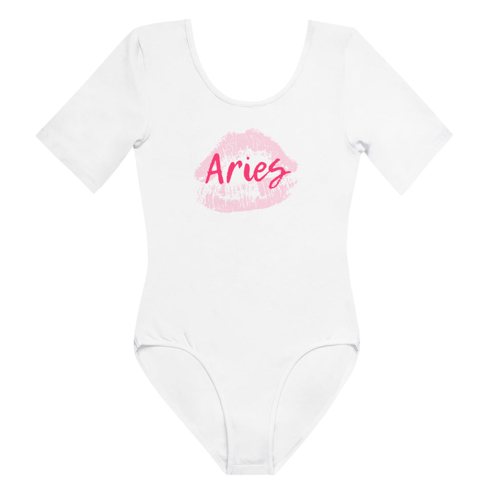 Aries Kiss Short Sleeve Bodysuit