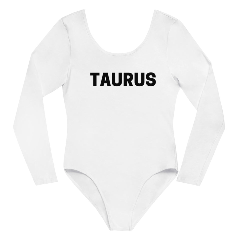 Taurus Long Sleeve Bodysuit