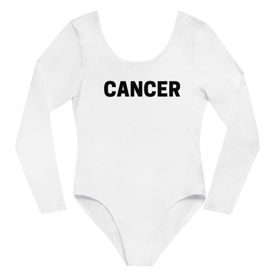 Cancer Long Sleeve Bodysuit