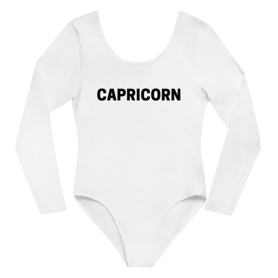Capricorn Long Sleeve Bodysuit
