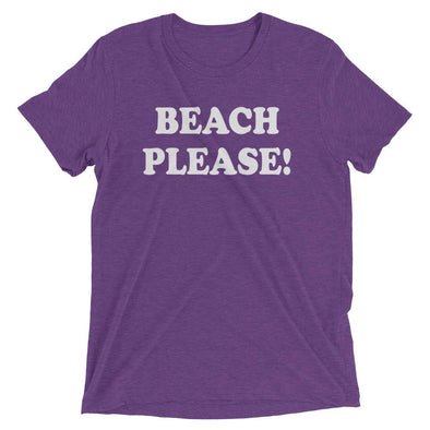 Beach Please Shirt SHIRT HOUSE OF SWANK