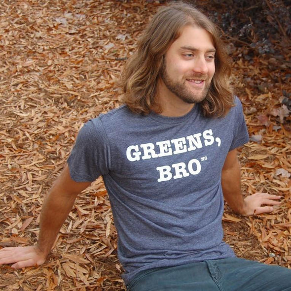 Greens BRO Shirt - Mens SHIRT HOUSE OF SWANK