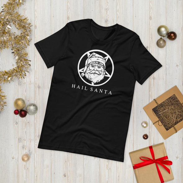 Hail Santa SHIRT House of Swank