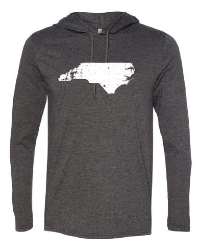 North Carolina Classic Beach Hoodie HOODIE HOUSE OF SWANK
