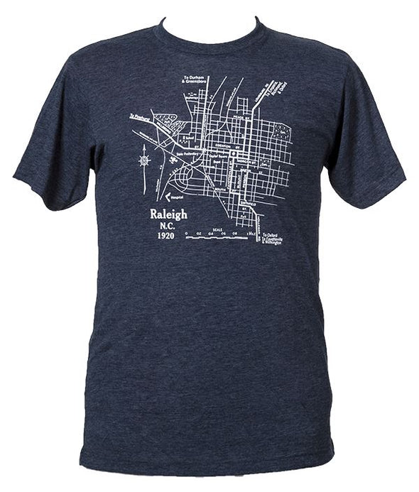 Raleigh 1920 Map - Men RALEIGH SHIRTS HOUSE OF SWANK
