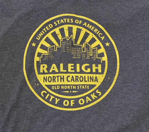 RALEIGH CITY OF OAKS SHIRT SHIRT HOUSE OF SWANK