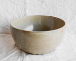 French Handmade Stoneware Bowl