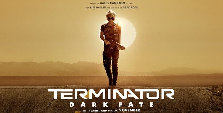 Terminator - Dark Fate What AMS TV thought or didn't think.