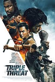 Triple Threat - Movie Review