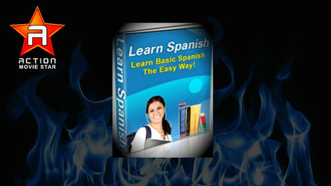 Learn Spanish - Action Movie Star TV
