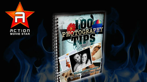100 Photographic Tips - Action Movie Star TV