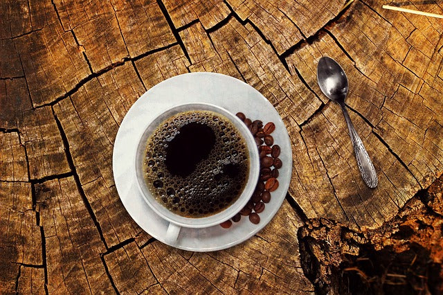 Coffee - the good the bad and the ugly
