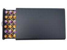 Load image into Gallery viewer, Nespresso Coffee Pod Holder - 60 Capsule Stand/ Tray - Matte Black