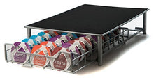 Load image into Gallery viewer, 12 x Tassimo Coffee Pod Tray Holder -60 Capsule Stand - Silver/Grey (2 Cartons)