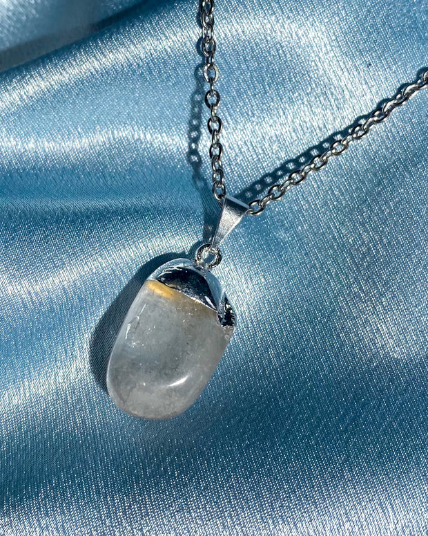 Clear Quartz Necklaces