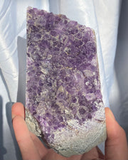 Amethyst Cut Base #2 {2.48 lbs}