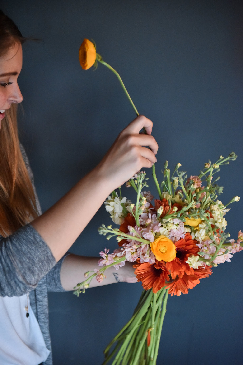Ranunculus arrangement