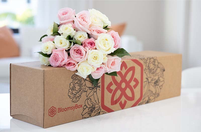 Flower Subscription BloomsyBox Subscription Box for Woman