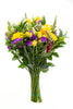 Yellow and Purple Flower Bouquet Chichi Party BloomsyBox.com