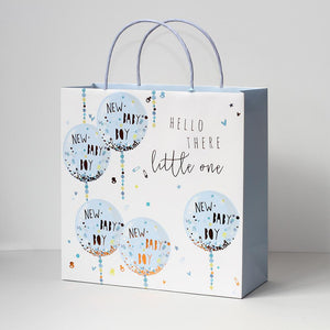 New Baby Boy Gift Bag