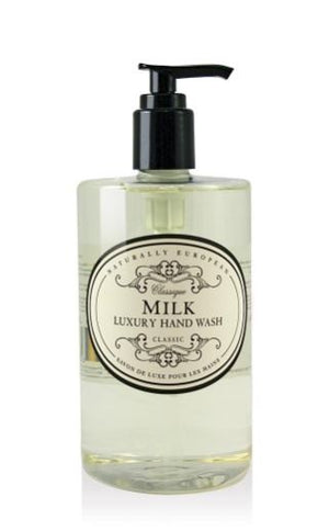 Naturally European Hand Wash - Milk