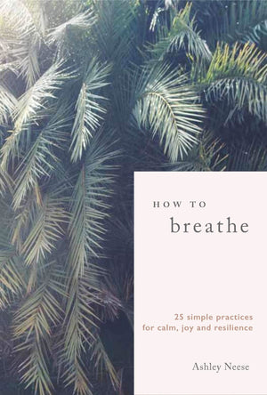 How To Breathe Book