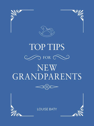 Top Tips For New Grandparents Book