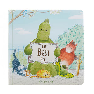 Jellycat The Best Pet Board Book