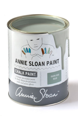 Chalk Paint by Annie Sloan - Duck Egg Blue