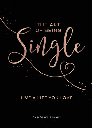 Art Of Being Single Book