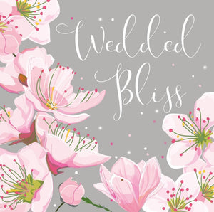 Coco Wedded Bliss Blossom Greetings Card