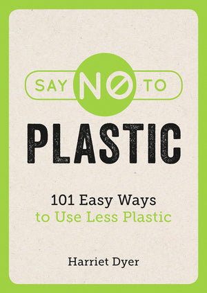 Say No To Plastic Book