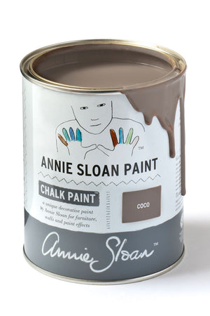 Chalk Paint by Annie Sloan - Coco
