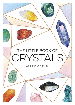Little Book Of Crystals Book