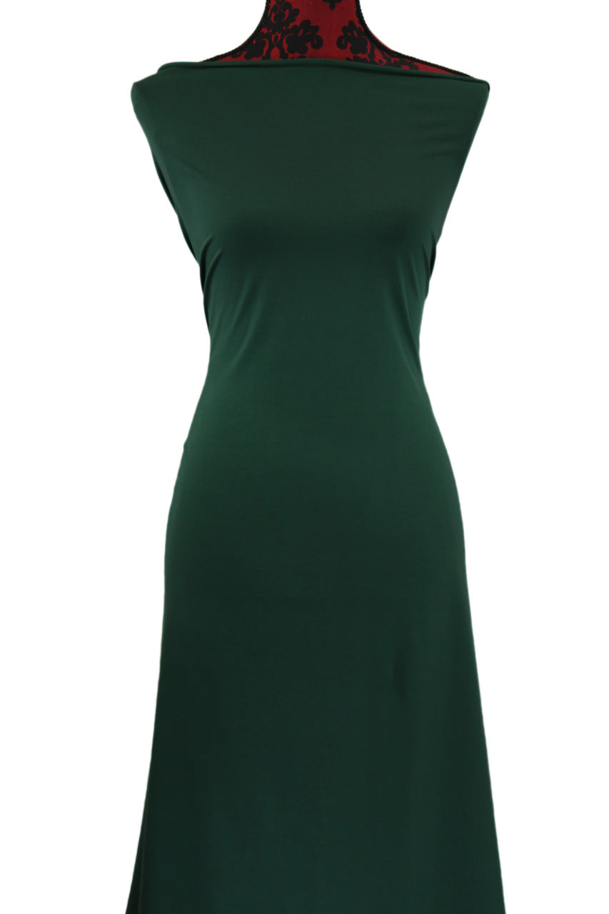 Bottle Green - $17.50 pm - 180gsm Cotton Spandex