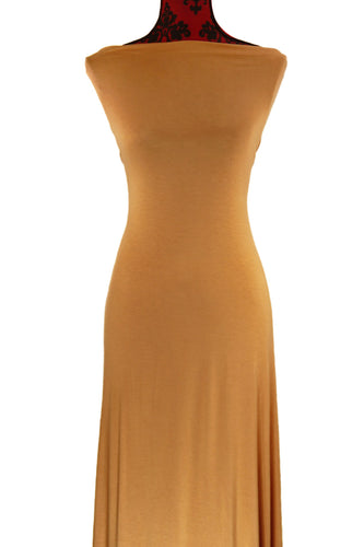 Toffee - $17.50pm - Rayon Modal