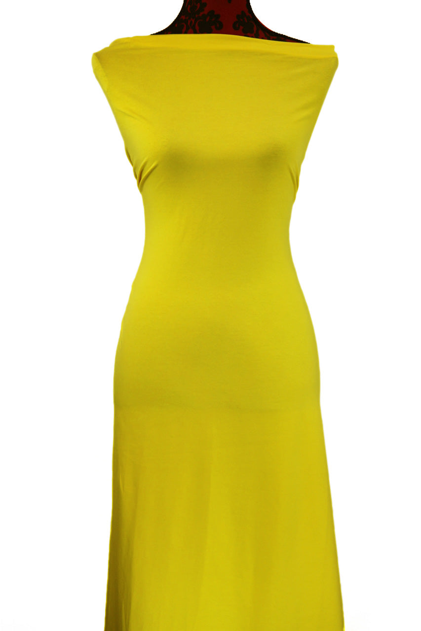 Mellow Yellow - $17.50 pm - 180gsm Cotton Spandex