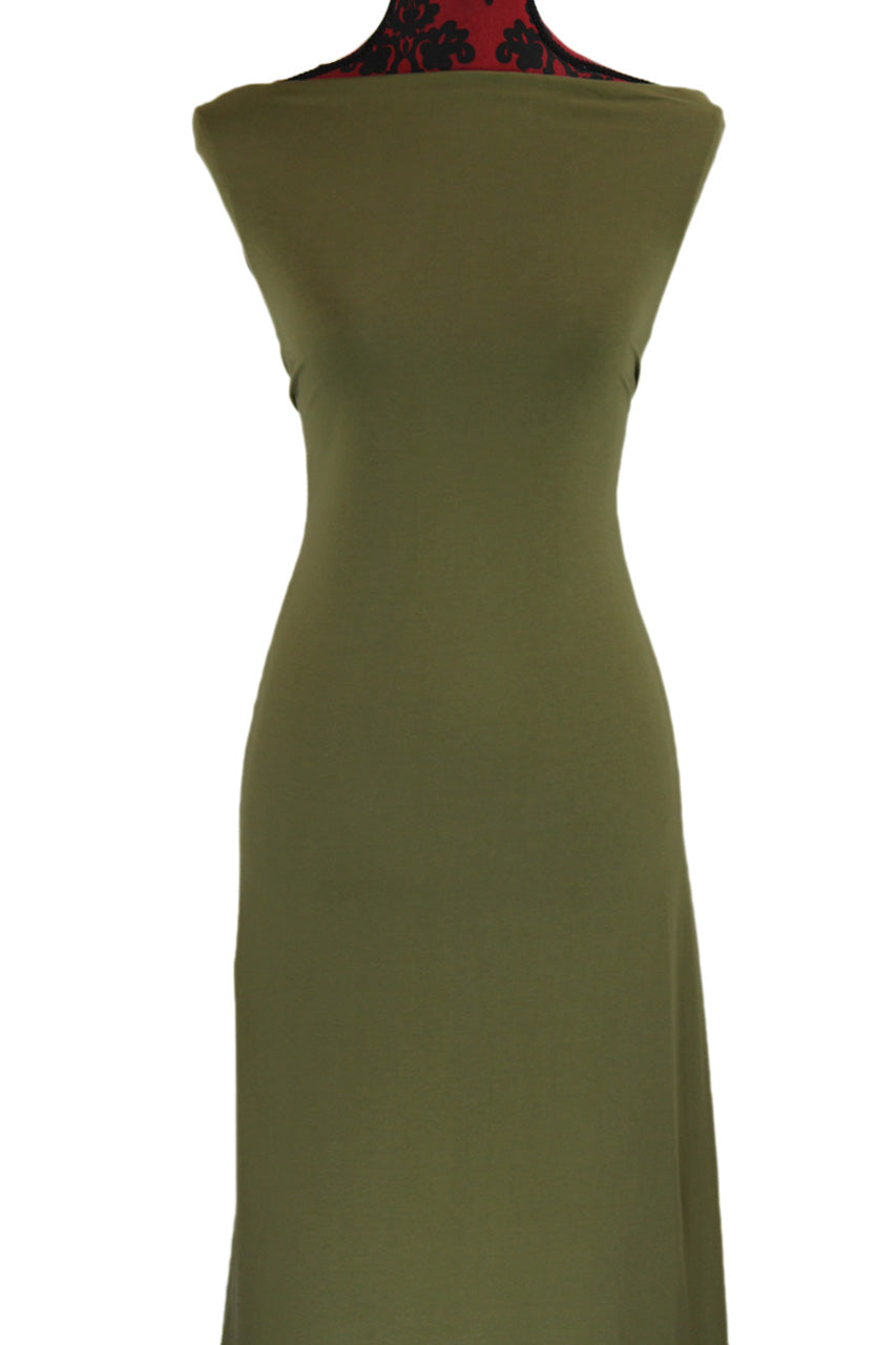Olive Branch - $17.50 pm - 180gsm Cotton Spandex