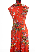 Load image into Gallery viewer, Alana in Orange - $18.50pm - Rayon Spandex
