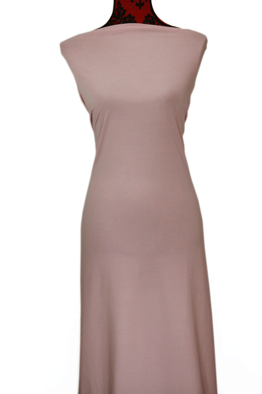 Baby Pink - $17.50 pm - 180gsm Cotton Spandex